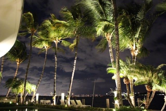 Landscape Lighting Design Miami Lancescape